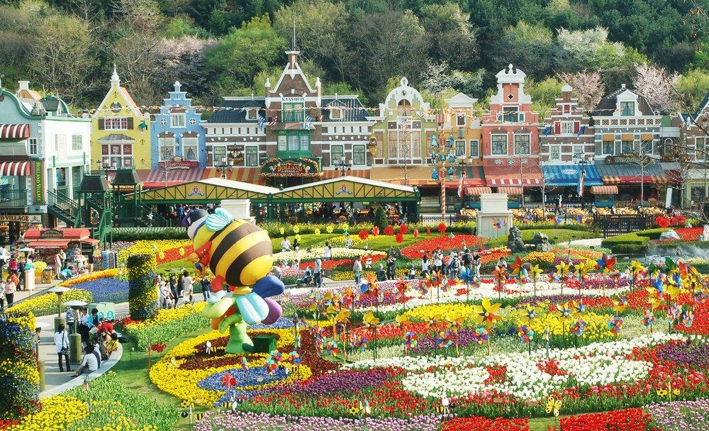 สวนสนุกเอเวอร์แลนด์