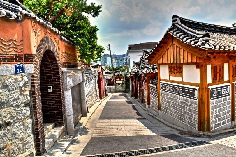 หมู่บ้านซอนจู ฮันอก อยู่ที่ ซอลลาบุกโด